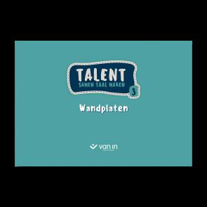 Talent - wandplaten 3