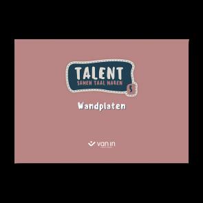 Talent - wandplaten 5