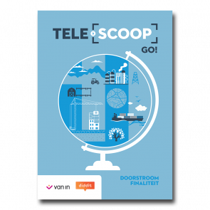 TeleScoop GO! 3 D - Comfort Plus Pack