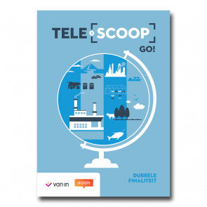 TeleScoop GO! 3 D/A - Comfort Plus Pack