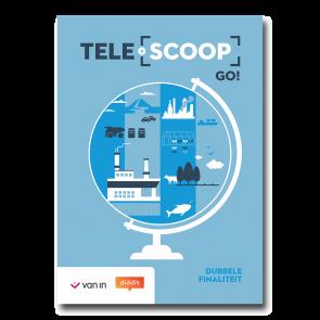 TeleScoop GO! 3 D/A - Comfort Pack