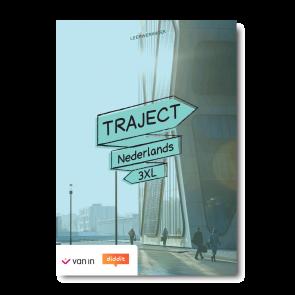 Traject Nederlands XL 3 D - leerwerkboek + trajectwijzer