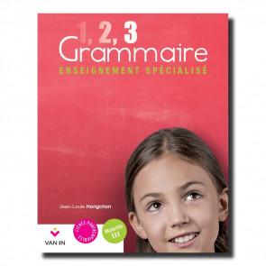 1, 2, 3 Grammaire Maturité III