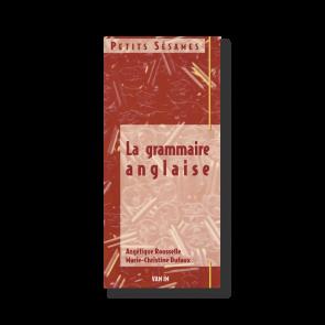 Petits Sésames - La grammaire anglaise