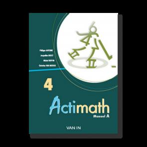 Actimath - 4 - Manuel en 2 tomes (4h)