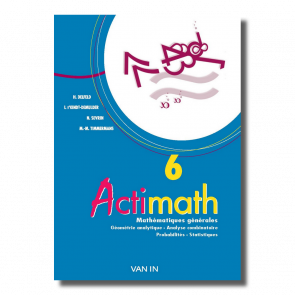 Actimath - 6 - Manuel en 2 tomes (4h)