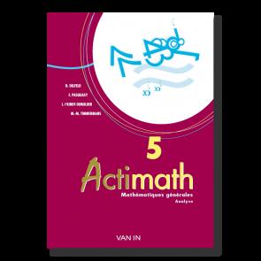 Actimath - 5 - Manuel en 2 tomes (4h)
