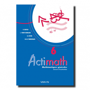 Actimath - 6 - Cahier d'exercices (4h)