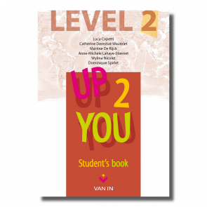 Up 2 You (level2) - Student's book