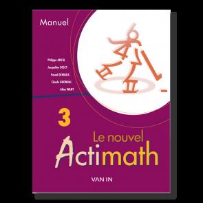 Le Nouvel Actimath - 3 - Manuel