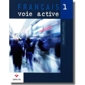 Français voie active (Ed. 2009) - 1 - Documents et synthèses - Manuel