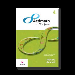 Actimath à l'infini -  4 - Manuel