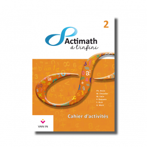 Actimath à l'infini -  2 - Cahier d'activités