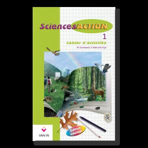 SciencesAction - 1 - Cahier d'activités (couleur)
