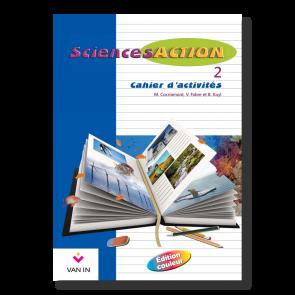 SciencesAction - 2 - Cahier d'activités (couleur)