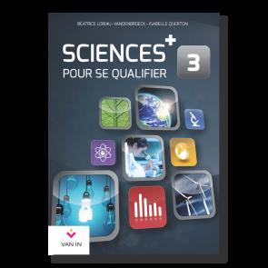 Sciences pour se qualifier + 3 - Livre-cahier