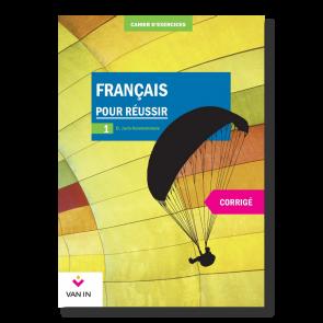 Français pour réussir (Ed. 2015) - 1 - Corrigé (base)