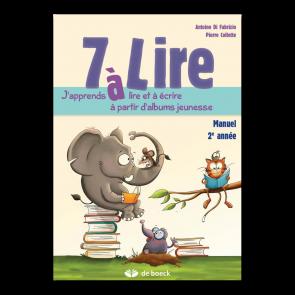 7 à Lire - 2ème année - manuel de l'élève