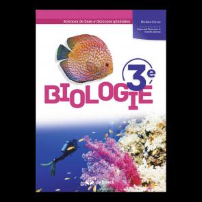 Biologie 3e - Manuel