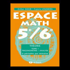 Espace Math 5e/6e (6h/sem) - Théorie