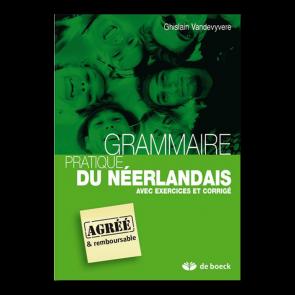 Grammaire pratique du néérlandais