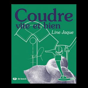 Line Jaque - Coudre vite et bien