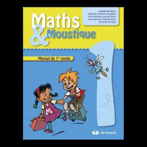 Maths & Moustique 1 - Manuel de l'élève