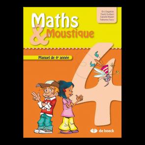 Maths & Moustique 4 - Manuel