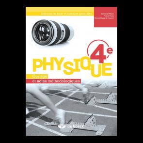 Physique 4e - Corrigé