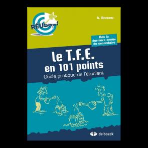 Le TFE en 101 points