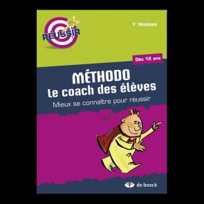 Méthodo le coach des élèves