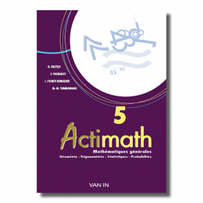 Actimath - 5 - Cahier d'exercices (4h)