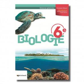 Biologie 6e (Sciences générales) - manuel (ed.2018)