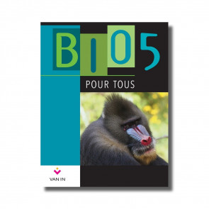 Bio 5 - pour tous - manuel