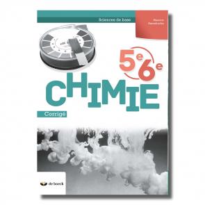 Chimie 5e/6e - Corrigé