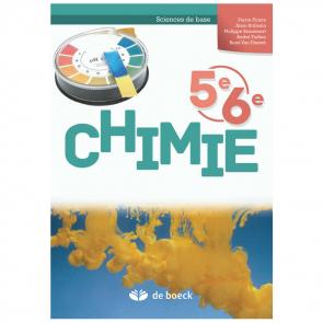 Chimie 5e/6e - Manuel (n.e.)