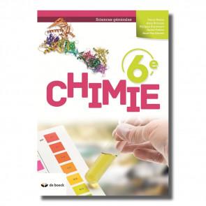 Chimie 6e (Sciences générales) - manuel (ed.2018)