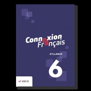 Connexion Français 6 - syllabus