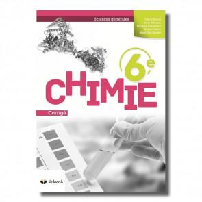 Chimie 6e (Sciences générales) - corrigé (ed.2018)