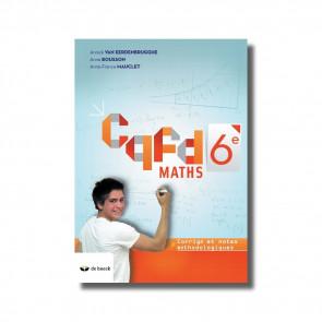 CQFD Maths 6e (4 pér.sem) corrigé (ed. 2018)
