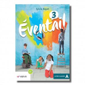Eventail Français 3 NE - livre-cahier A