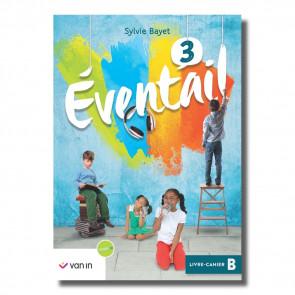 Eventail Français 3 NE - livre-cahier B