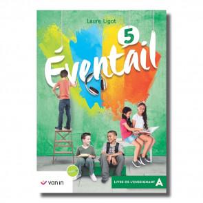 Eventail Français 5 NE - Livre de l'enseignant A - Pack