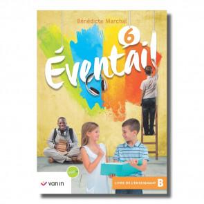 Eventail Français 6 NE - Livre de l'enseignant B - Pack