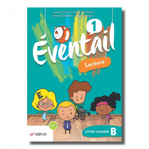 Eventail Lecture 1 - cahier B