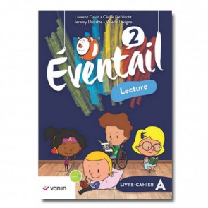 Eventail Lecture 2 - cahier A