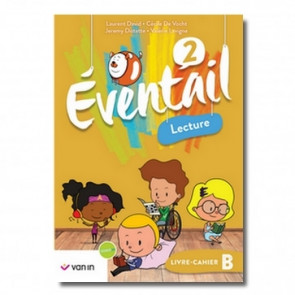 Eventail Lecture 2 - cahier B
