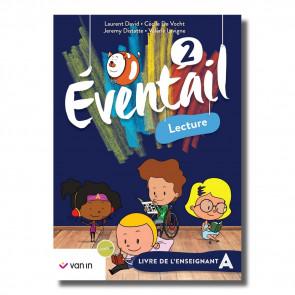 Eventail Lecture 2 - Livre de l'enseignant A - Pack
