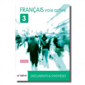 Français voie active 3 - Manuel (NE 2015)