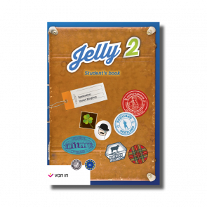 Jelly 2 - student's book